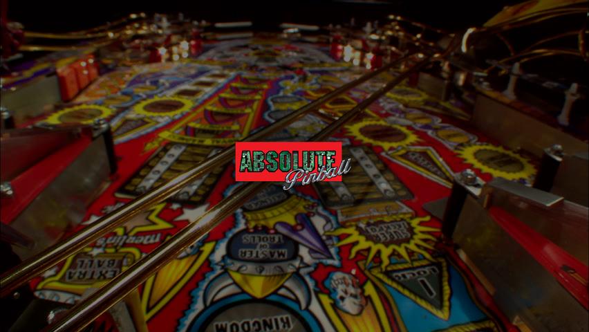 Absolute Pinball & Amusements | Canada's Pinball Restoration